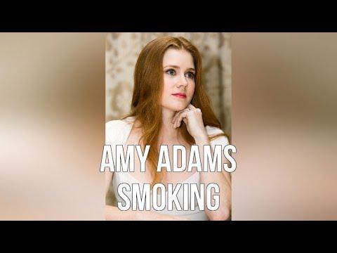 Amy adams smoking
