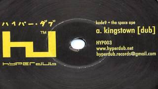 Kode9 & The Space Ape - Kingstown Dub