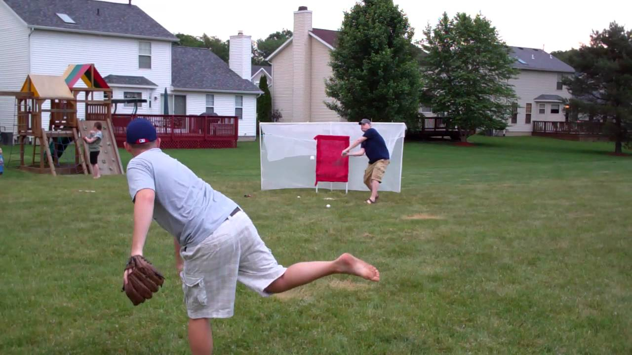 sahd wiffle ball strikeout youtube