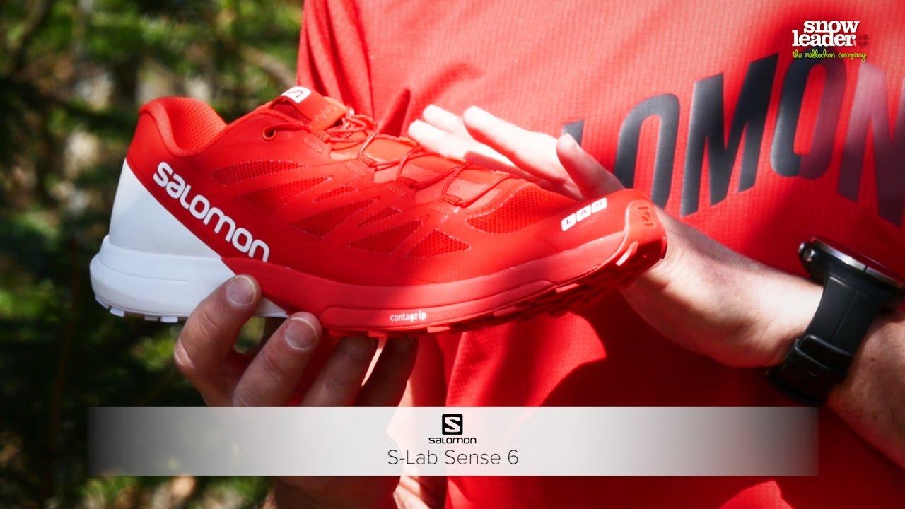 hot sale online 34082 ca8a4 Salomon : S-Lab Sense 6