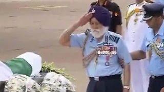 Marshal of the Air Force Arjan Singh