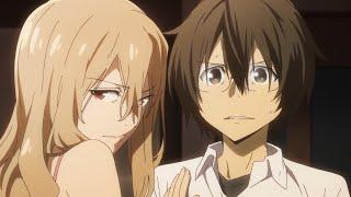 Watch Gleipnir Anime Trailer/PV Online