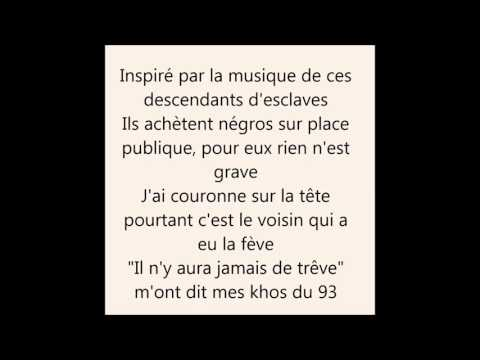 Lyna Mahyem - 92i Veyron / paroles