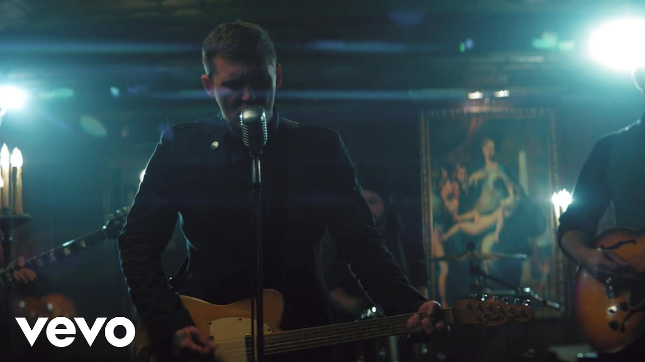 The Gaslight Anthem - Get Hurt - YouTube