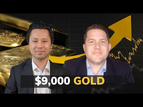 $9,000 gold and triple-digit silver prices will come, but do this first – Midas Touch Consulting