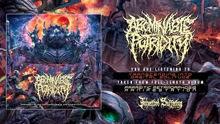 ABOMINABLE PUTRIDITY - PARASITIC METAMORPHOSIS MANIFESTATION [OFFICIAL ALBUM STREAM] (2021) SW EXCL