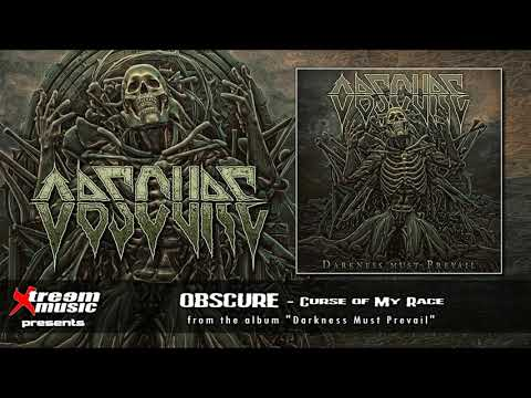 OBSCURE - Curse of My Race [2019]