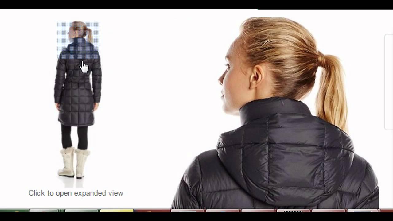 Columbia women's madraune down jacket