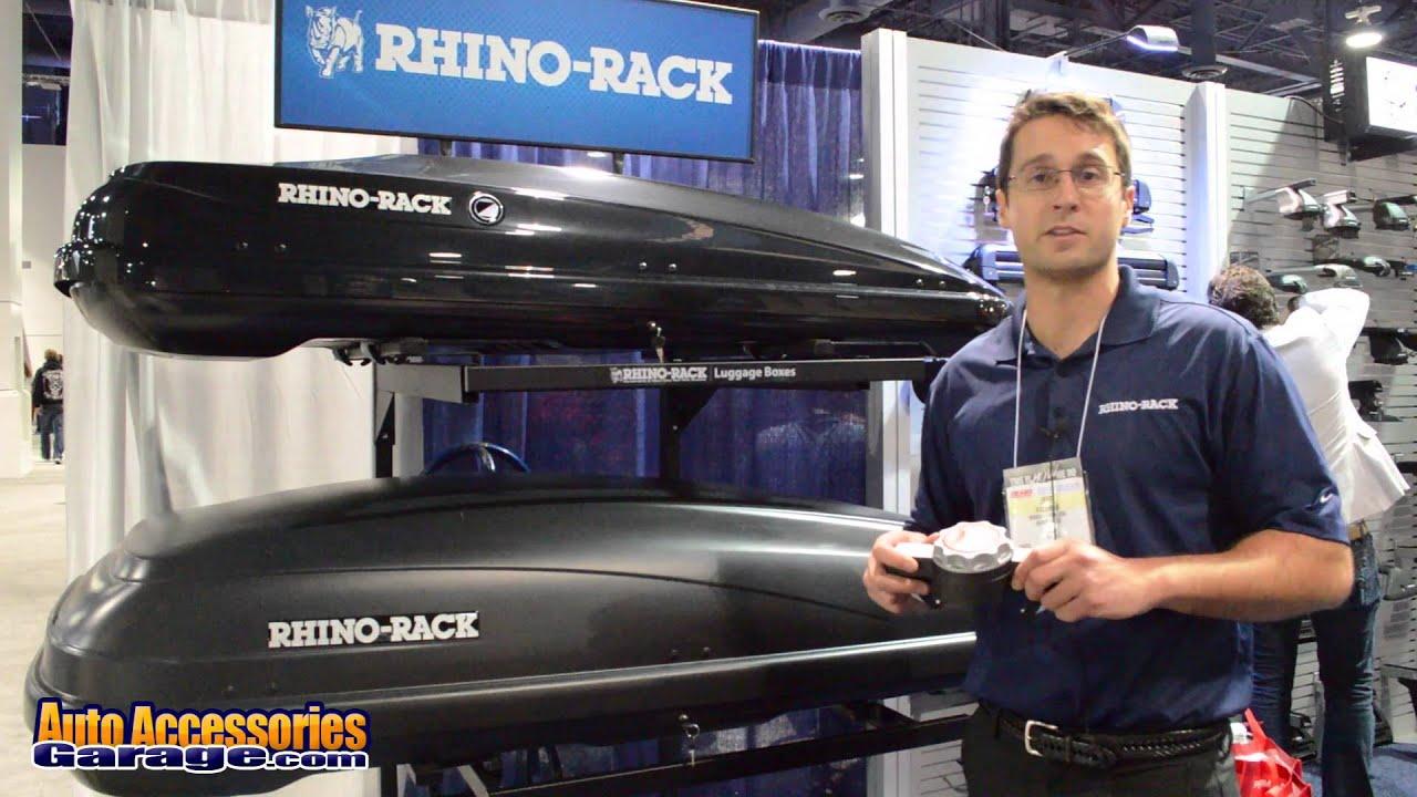Rhino Rack Master Fit Cargo Box Youtube