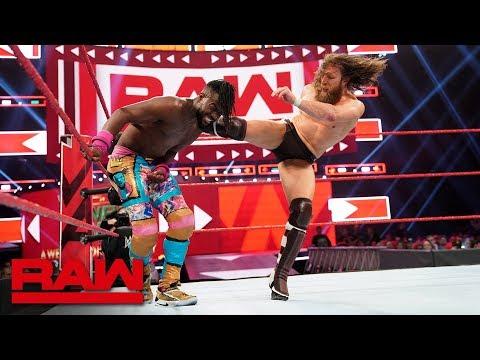 Kofi Kingston vs. Daniel Bryan – WWE Championship Match: Raw, May 6, 2019