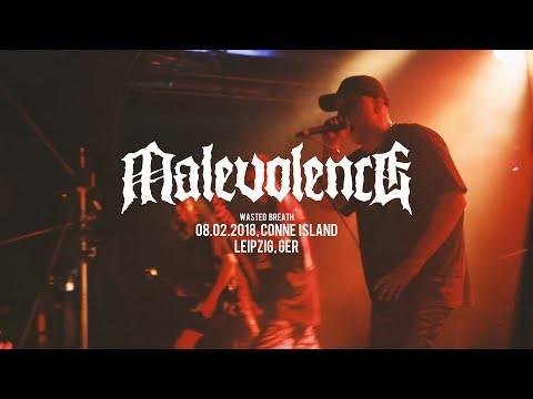 """MALEVOLENCE """"Wasted Breath"""" Live at Conne Island 08/02/18"""