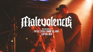 "MALEVOLENCE ""Wasted Breath"" Live at Conne Island 08/02/18"