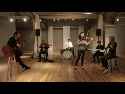 String quartet renditions of modern music and classics