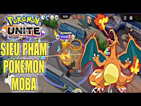 Pokémon UNITE |
