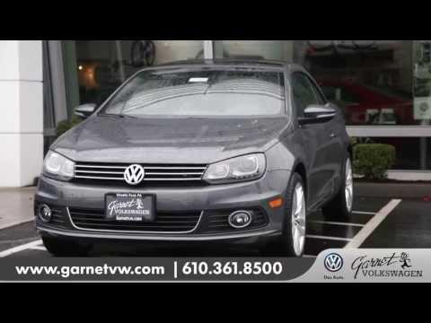 2013 VW EOS Walkaround | Garnet Volkswagen in West Chester, Chester County PA