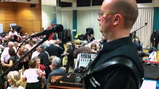 Tromp'Musette en Live au cour d'une prestation à Villeurbanne