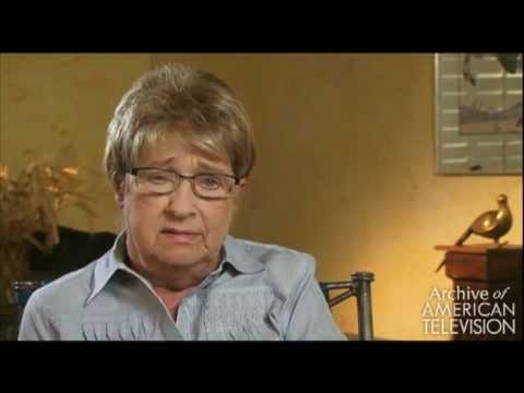 Kathryn Joosten on acting as a business - EMMYTVLEGENDS.ORG