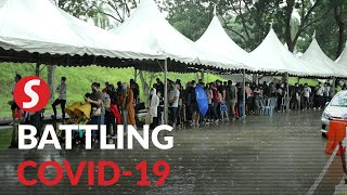 Many turn-ups at Stadium Malawati not from Petaling, says Health Minister