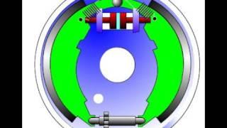 Tambour hydraulique