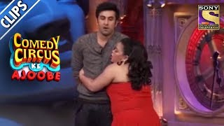 Bharti Wants Ranbir Kapoor To Marry Her | Comedy Circus Ke Ajoobe