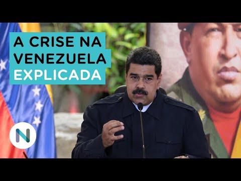 As origens da crise na Venezuela