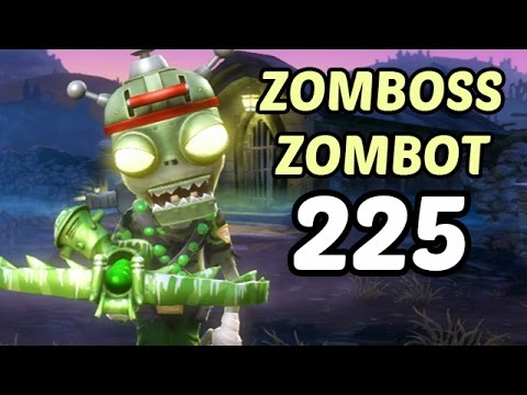 Let\'s Play Plants Vs Zombies Garden Warfare #225 Deutsch - Zomboss ...