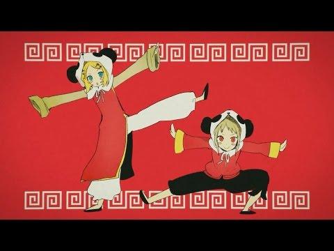 "Mikito-P ft. Gumi/Rin - ""1,2 Fanclub"" いーあるふぁんくらぶ  (English Subtitles)"