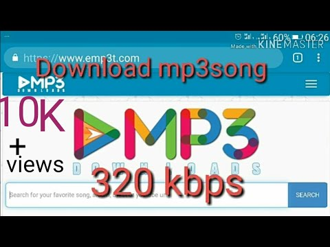 How to Download Mp3 song in 320kbps easy method 2019..