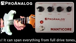Download ProAnalog Devices Manticore MP3 song and Music Video