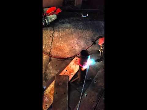 Making steel circles