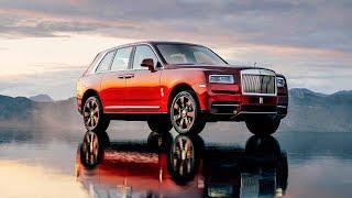 Rolls-Royce Cullinan launch film