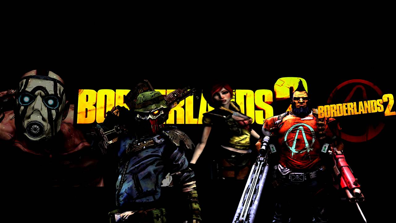 FREE Borderlands 2 Channel Art Photoshop Template YouTube