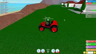edgy tractor