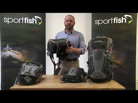 Tackle On Test - Simms Freestone Hip Pack