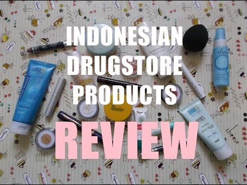 indonesian-drugstore-products-review- -bahasa-indonesia