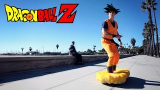 DBZ FLYING NIMBUS IN REAL LIFE