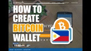 How to Create BitCoin Account Wallet in Philippines