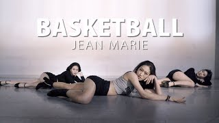 figcaption Jean Marie - BASKETBALL  ft. Marta Sanchez & Flo Rida / Choreography . Jane Kim