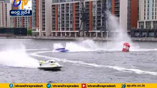 Powerboat Racing Returns to the Capital | for London Tech Week 2018