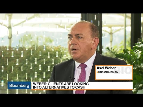 UBS's Weber Sees European Outflows Stabilizing