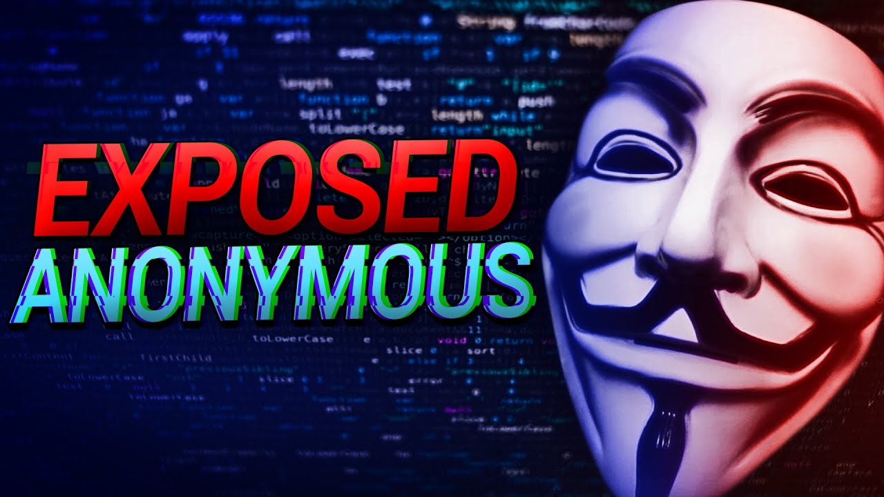OS EXPOSEDS DOS ANONYMOUS