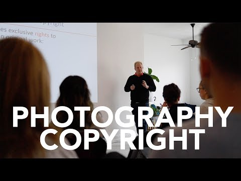 Photography Copyright Law (The Good, The Bad, and the Grey Areas)
