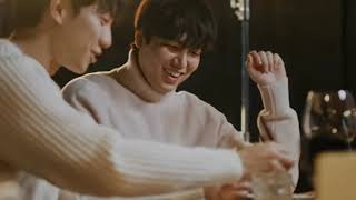 Lee Min Ho & Lee Seung Gi's Deep conversation in Ep. 2 of Lee MinHo Film. Their friendship is pure.