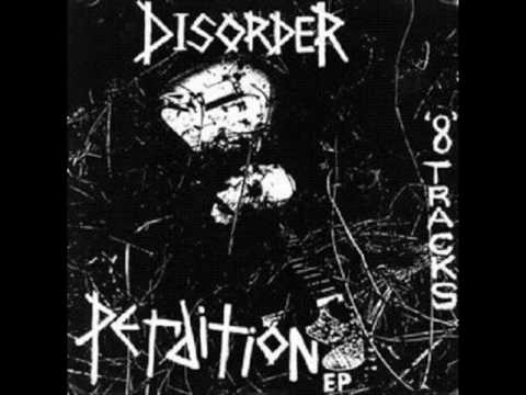 Disorder Stagnation