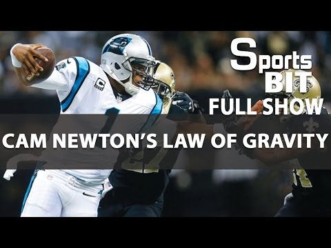Sports BIT | Cam Newton's Law Of Gravity | Sports Center for Bettors