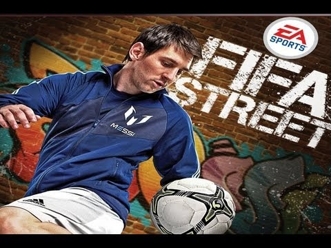 CGRundertow FIFA STREET for PlayStation 3 Video Game