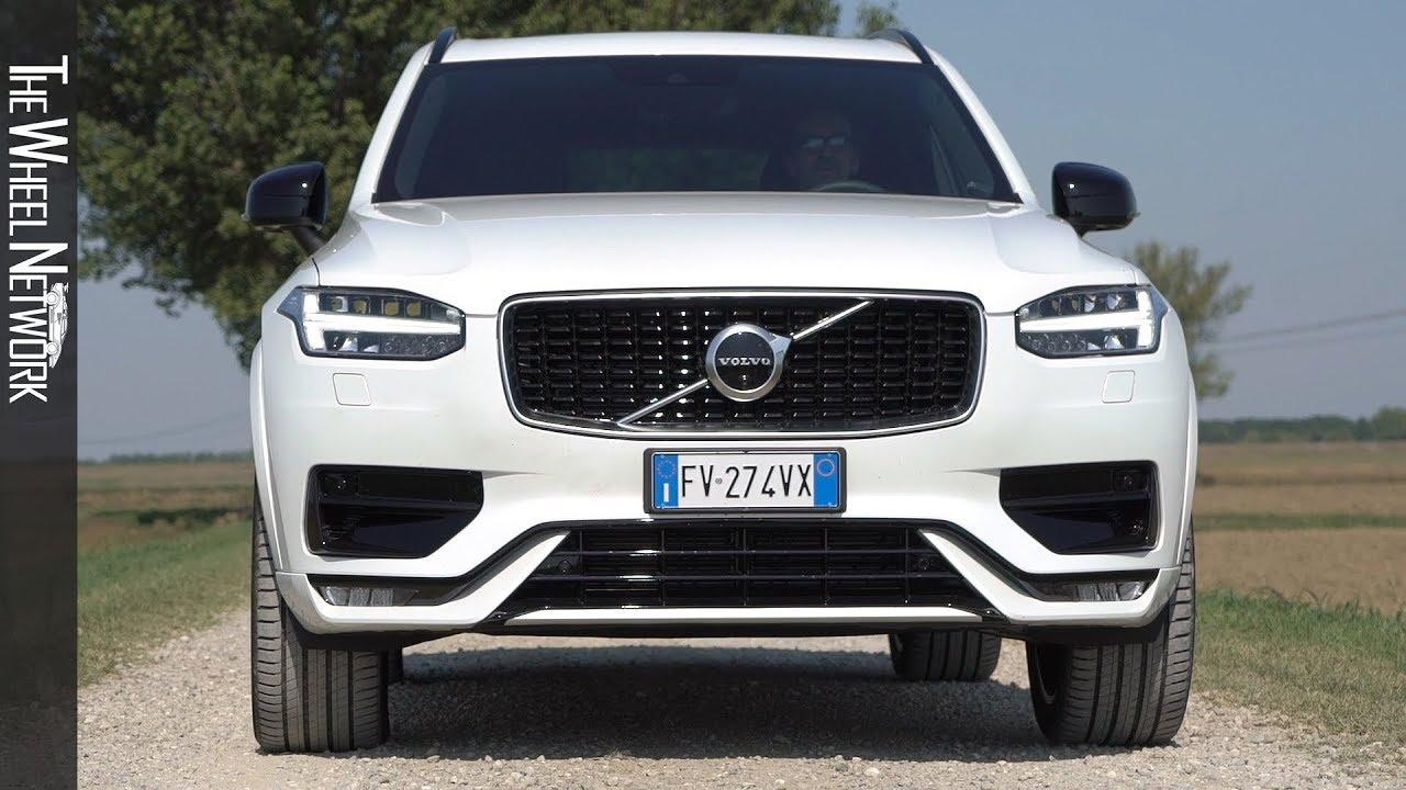 Volvo Xc90 T8 R Design Expression 390 Ps Für 178 Netto Monatlich