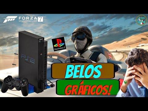 BOMBA! Microsoft anuncia FORZA 7 para PlayStation 2!