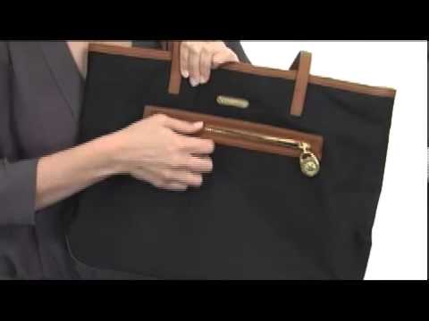 da8c53cbd7cd MICHAEL Michael Kors Kempton Large EW Tote SKU:#8126468 - YouTube