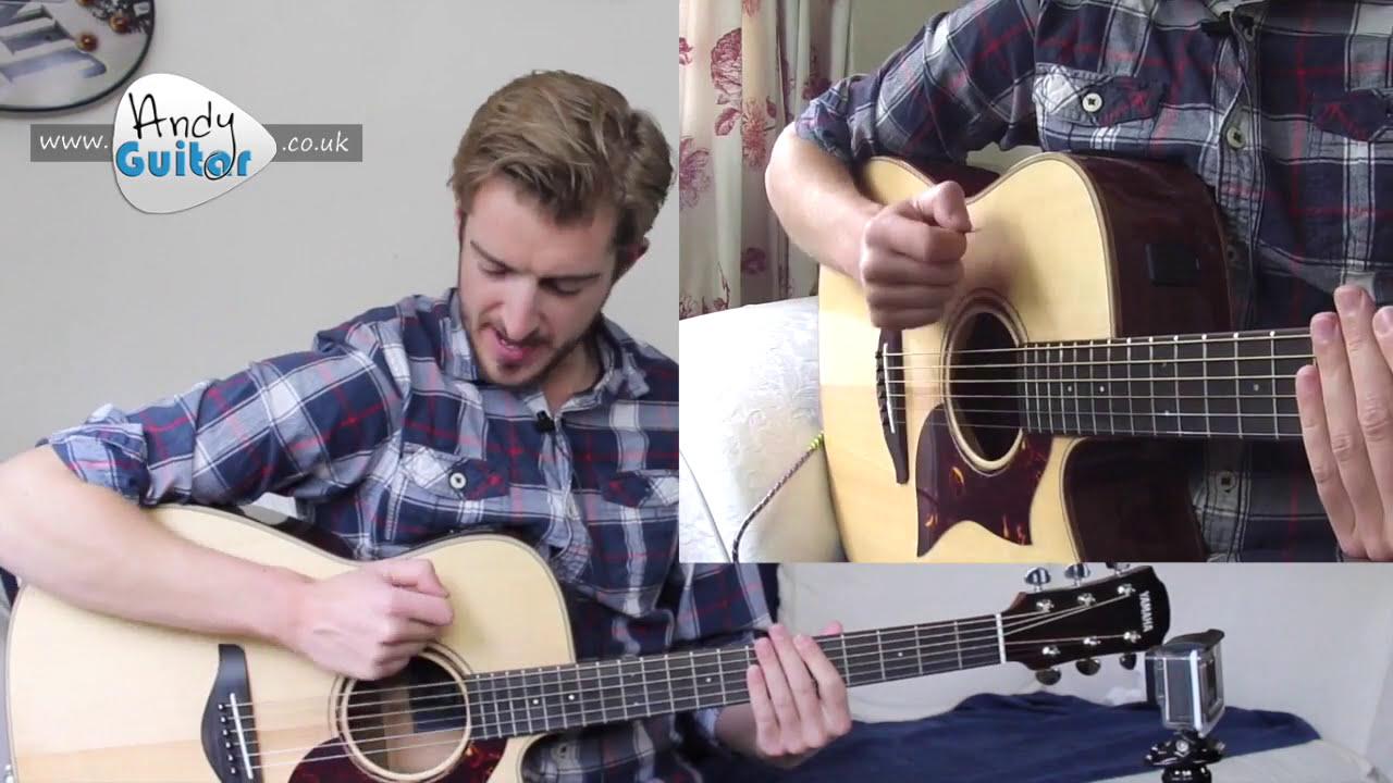 Basic Strumming & Chord Changes Guitar Lesson